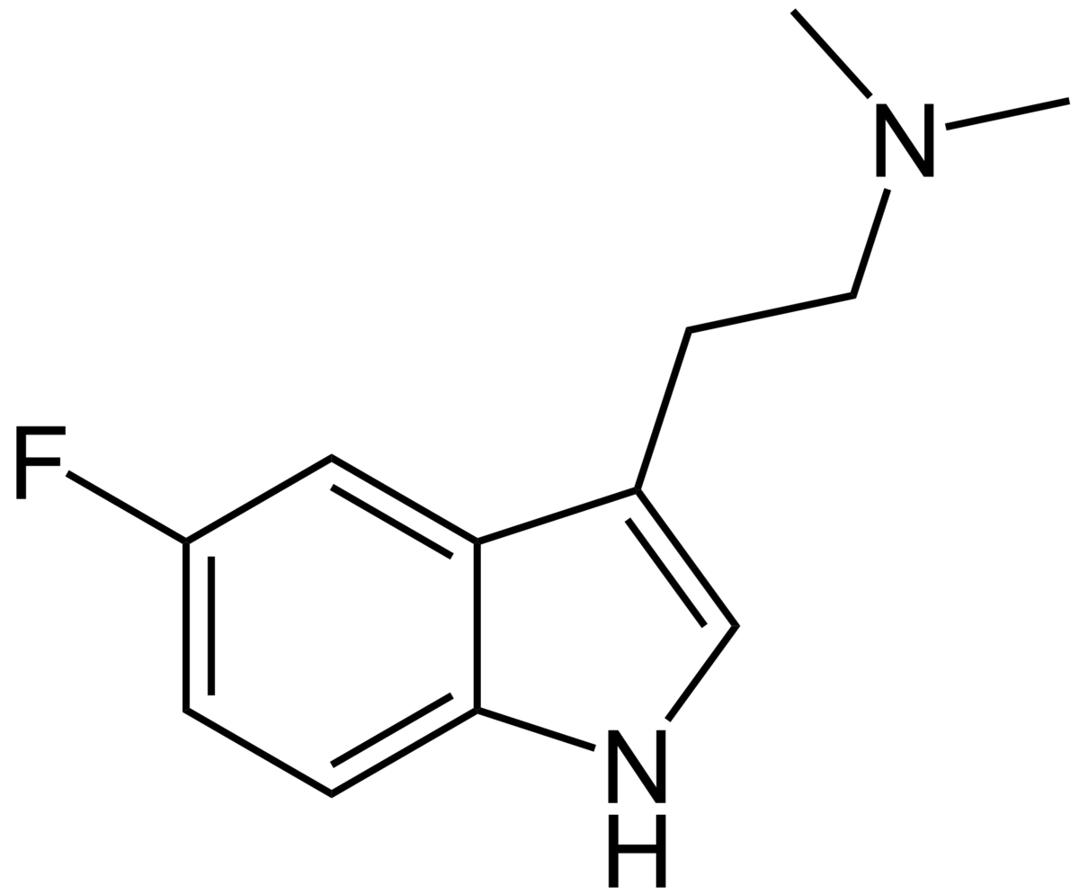 N Ethylmethylamine 5-Fluoro-DMT - Wikiped...