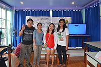 5th Waray Wikipedia Edit-a-thon 26.JPG