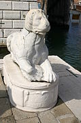 6032 - Venezia - Arsenale - Leone greco (dall'Attica) - Foto Giovanni Dall'Orto, 3-Aug-2007.jpg