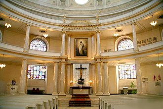 Evangelical Church of the Augsburg Confession in Poland - Holy Trinity Church, Warsaw, of  Evangelical Church of Augsburg Confession in Poland.