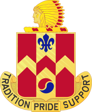 700th Support Battalion (United States) - Image: 700th SPTDUI