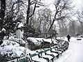 9. Bucuresti, Romania. Parcul Cismigiu in ultima zi de iarna 2018 ( alta imagine a Parcului) (2).jpg