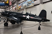 97142 Vought F4U-4 Corsair U.S. Marines (8743385075).jpg