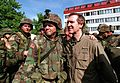 990619-D-2987S-271 - SECDEF Cohen with 82nd Airborne Division soldier.jpg