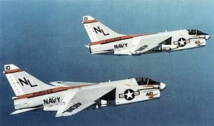 A-7E Corsair II VA-94 in flight 1981.jpg