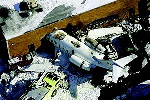 Runaway Overrun and Collision, Bombardier Chal...