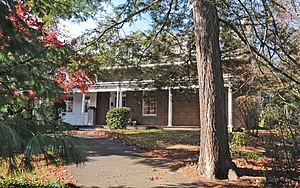 National Register of Historic Places listings in Ridgewood, New Jersey - Image: ACKERMAN HOUSE 222 DOREMUS AVENUE, RIDGEWOOD, BERGEN COUNTY NJ