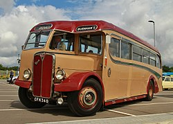 AEC Regal III Burnhams CFK 340 OxfordParkway LeftQuarter.jpg