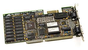 ATI Wonder series - ATi VGA Wonder 16