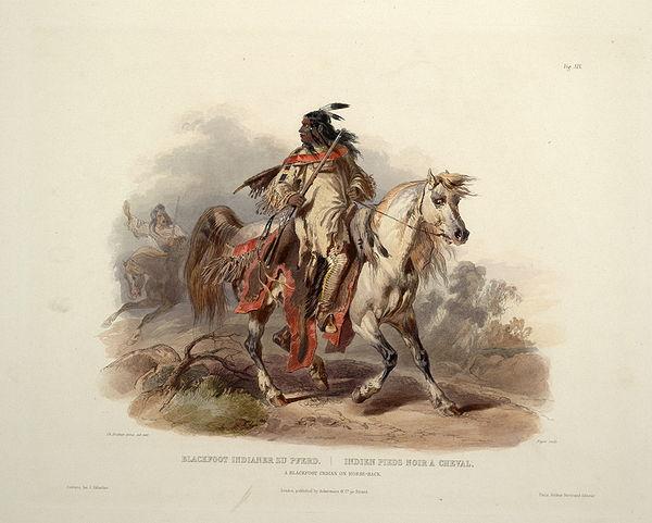 Blackfoot Indian Tribe