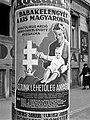 A Katolikus Akció Vándorkelengye Mozgalma, 1944-es plakát Fortepan 72679.jpg