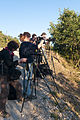 A group of Hungarian photographers taking photo of Tuscan hills (5771498789).jpg