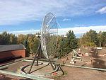 Aalto-1, ground station antenna.jpg