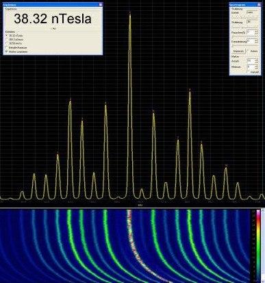 Aaronia Spectrum Analyzer Software
