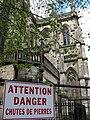 Abbeville église St-Jacques (barrière danger) 11.jpg