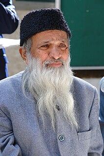 Abdul Sattar Edhi Pakistani philanthropist, social activist, ascetic and humanitarian
