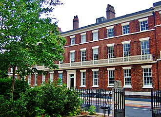 University of Liverpool School of Architecture - Abercromby Square