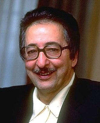 Abolhassan Banisadr - Banisadr portrait in 1980
