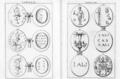 Abraxas seu Apistopistus - Talisman pg.058.png