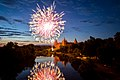 Abschluss Feuerwerk Volksfest Aschaffenburg 2014 (14374094338).jpg
