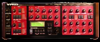 Access Virus virtual analog synthesizer