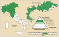 Achillea macrophylla - Distribuzione.PNG