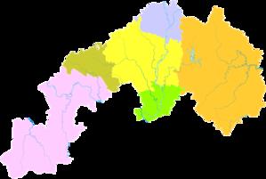 Meishan - Image: Administrative Division Meishan