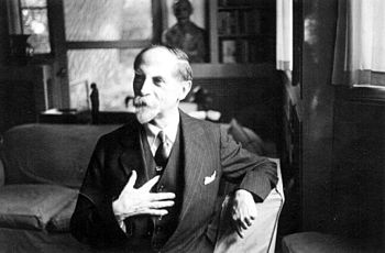 English: Swiss psychiatrist Adolf Meyer Българ...