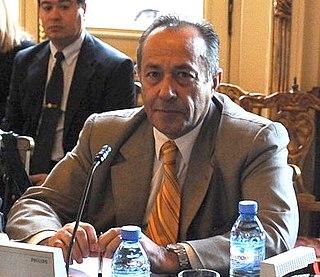 Adolfo Rodríguez Saá Argentine politician