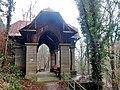 Adolfshöhe, Zum dankbaren Andenken an den Badbesitzer Adolf Bronn (1845-1893), aus dessen Stiftung 1895 erbaut. - panoramio.jpg