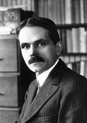 Adolphe Landry - Landry in 1917