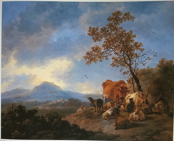 File:Adriaen van der Cabel - Landscape with Herdsmen and Cattle.jpg