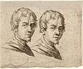 Aegidius Sadeler - Dois Estudos da Cabeça de um Adolescente.jpg