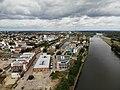 Aerial photograph of Wissenschaftshafen Magdeburg.jpg