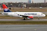 AirSERBIA, YU-APF, Airbus A319-132 (33771215223).jpg