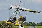 Air Creation Tanarg 912S(2) BioniX 13 'G-WADF' (40945041454).jpg