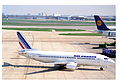 Air France Boeing 737-300; F-GHVN@LHR;13.04.1996 (5217484910).jpg