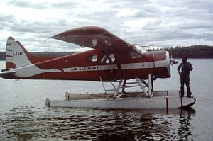Air Saguenay - An Air Saguenay DHC-2 Beaver