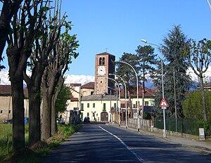 Airasca - Image: Airasca sping 2009