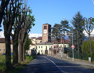 Airasca Comune in Piedmont, Italy