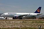 Airbus A320-214, Iberworld Airlines JP6640320.jpg