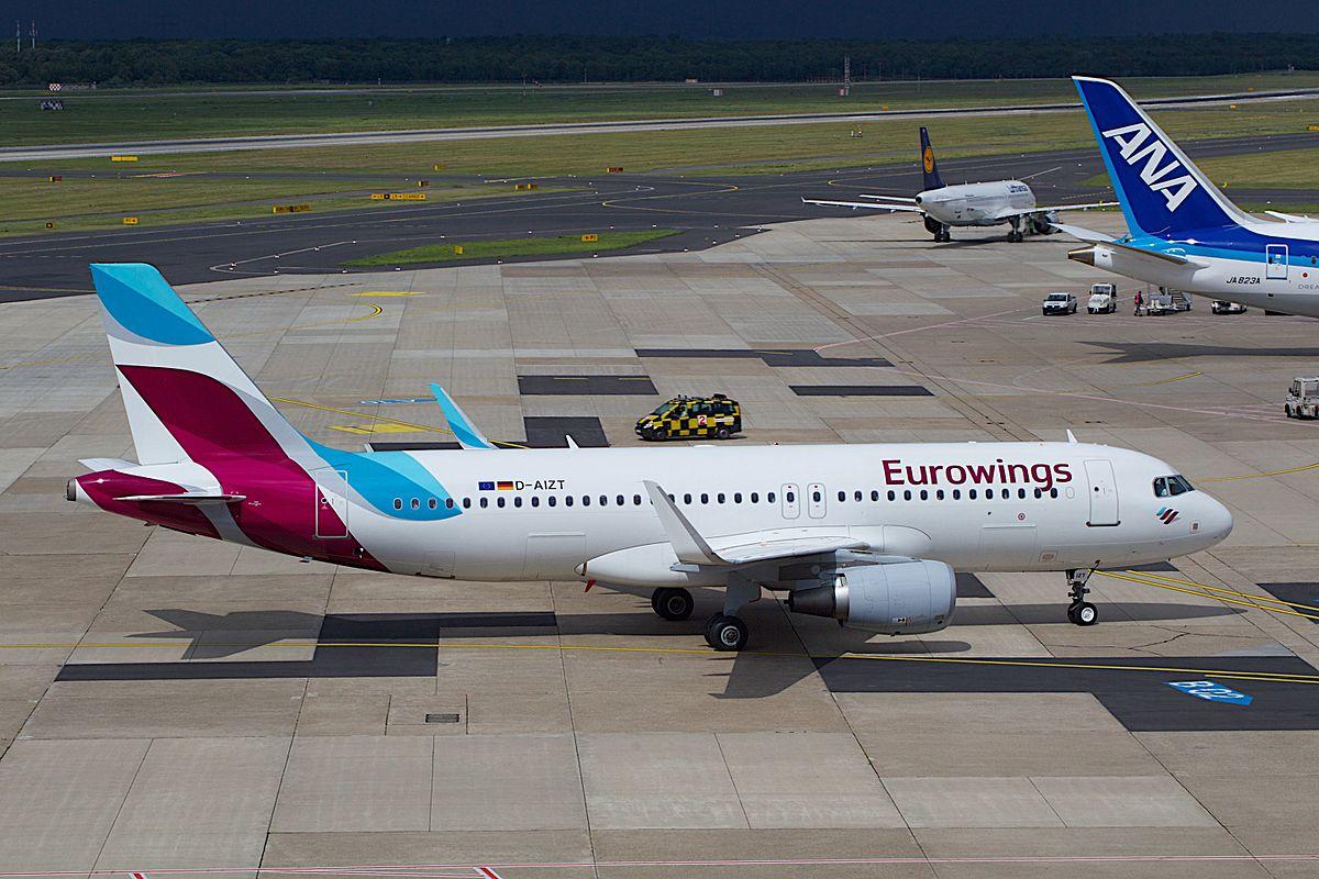 Eurowings Vikipeedia