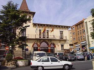 Sant Vicenç dels Horts - Town hall