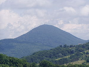 Ubykhia - Akhun was a sacred mountain of the Ubykhs