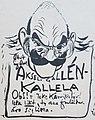 Akseli Gallén-Kallela x Albert Engström 1923.jpg