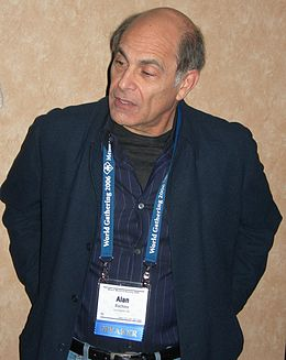Alan Rachins at 2006 Mensa WG.jpg