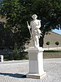Alba Carolina Fortress 2011 - Soldier Statue.jpg
