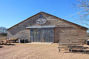 Albert, Texas - Image: Albert, Texas