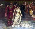 Albert Chevallier Tayler - Ceremony Of The Garter 1901.jpg