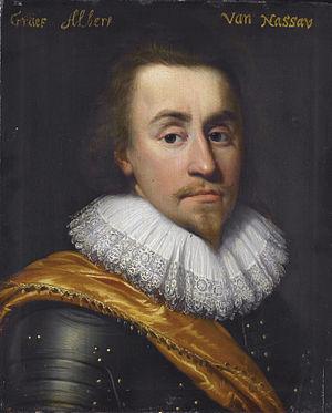 Albert van Nassau-Dillenburg